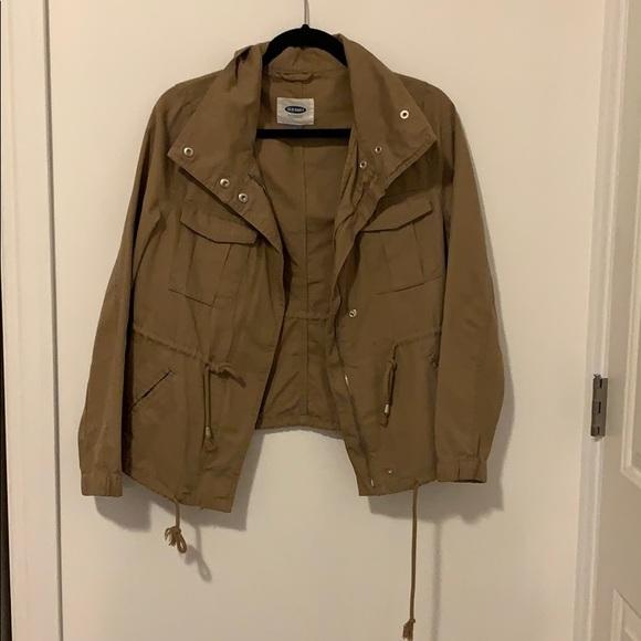 Spring/Fall jacket